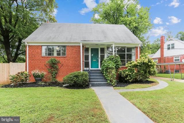 5025 Druid Drive, KENSINGTON, MD 20895 (#MDMC725894) :: Colgan Real Estate