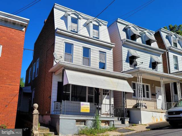 14 Mary Street, POTTSVILLE, PA 17901 (#PASK132418) :: Ramus Realty Group