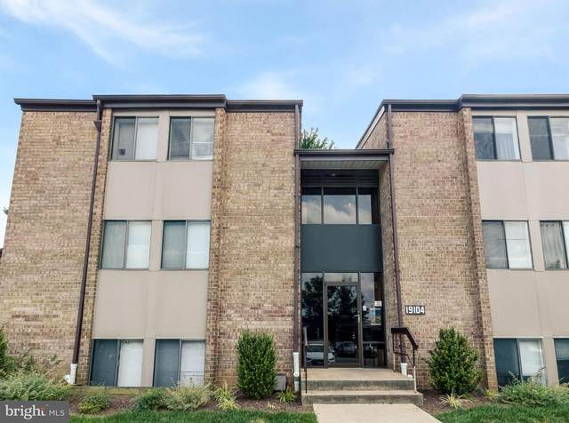 19104 Mills Choice Road #6, MONTGOMERY VILLAGE, MD 20886 (#MDMC725896) :: Ultimate Selling Team