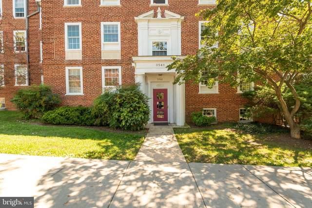 3541 39TH Street NW E509, WASHINGTON, DC 20016 (#DCDC487234) :: The Riffle Group of Keller Williams Select Realtors