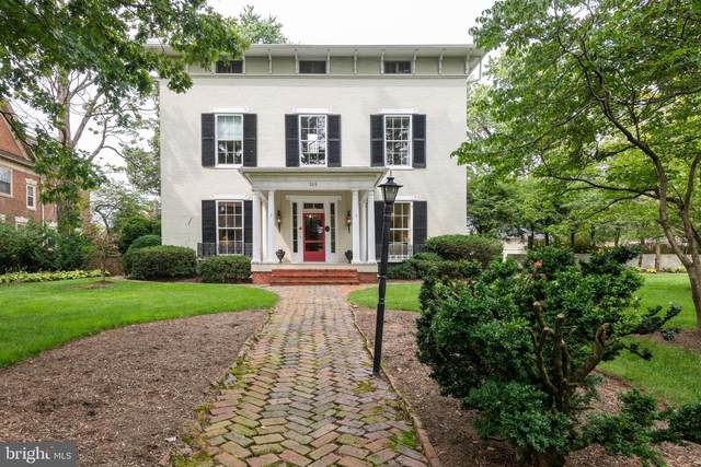 209 Fairmont Avenue, WINCHESTER, VA 22601 (#VAWI115082) :: The Riffle Group of Keller Williams Select Realtors