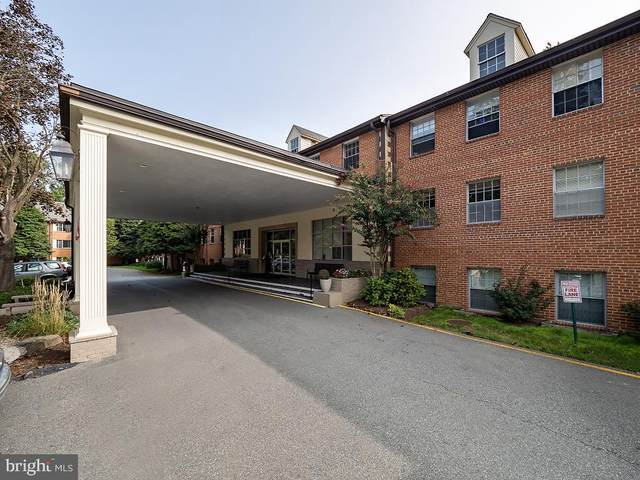 5301 Westbard Circle #132, BETHESDA, MD 20816 (#MDMC725932) :: Jennifer Mack Properties