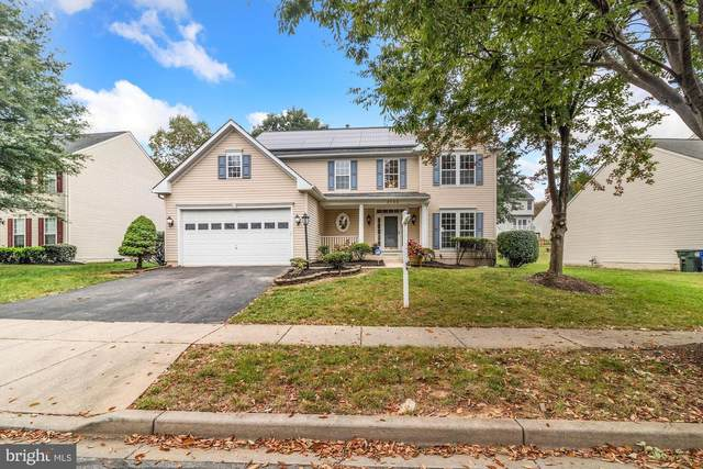 1734 Dearbought Drive, FREDERICK, MD 21701 (#MDFR270876) :: The Miller Team