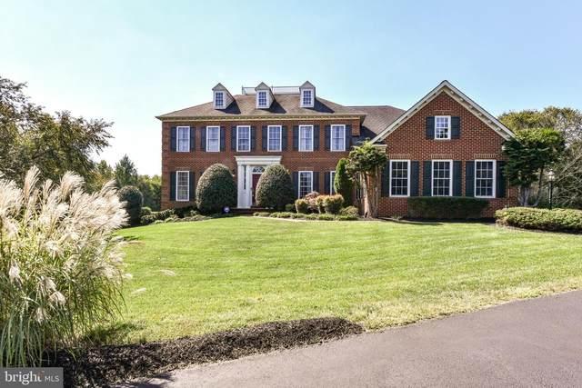7124 Jocelyn Court, WARRENTON, VA 20187 (#VAFQ167300) :: Colgan Real Estate