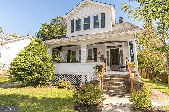 3210 Evergreen Avenue, BALTIMORE, MD 21214 (#MDBA524502) :: The MD Home Team