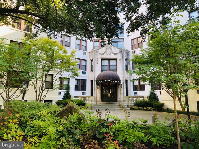 4701 Connecticut Avenue NW #507, WASHINGTON, DC 20008 (#DCDC487294) :: SURE Sales Group