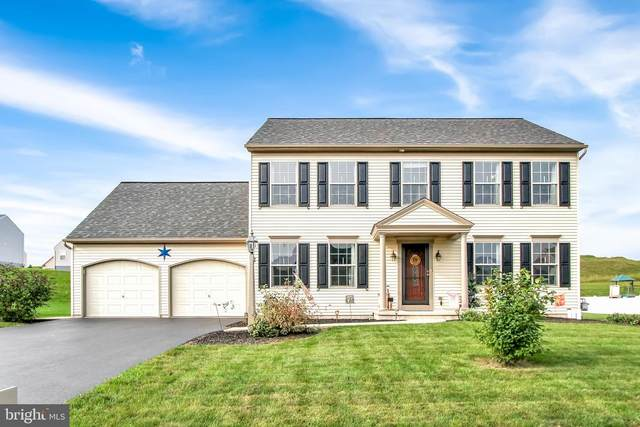 2246 Friesian Road, YORK, PA 17406 (#PAYK145518) :: ExecuHome Realty