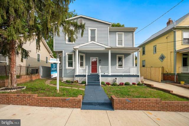 3204 Perry Street, MOUNT RAINIER, MD 20712 (#MDPG581426) :: ExecuHome Realty