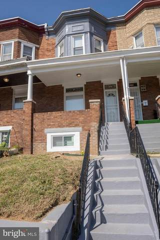 2310 Calverton Heights Avenue, BALTIMORE, MD 21216 (#MDBA524518) :: The Schiff Home Team