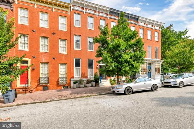 224 Warren Avenue, BALTIMORE, MD 21230 (#MDBA524522) :: The Riffle Group of Keller Williams Select Realtors