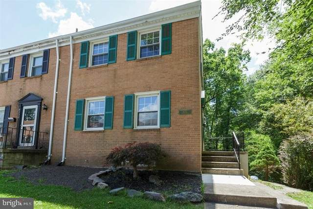 8332 Imperial Drive 3-D, LAUREL, MD 20708 (#MDPG581432) :: Tom & Cindy and Associates