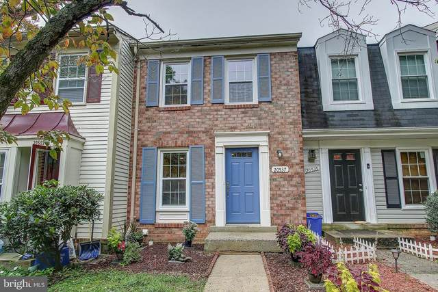 20537 Strath Haven, GAITHERSBURG, MD 20886 (#MDMC725964) :: Certificate Homes