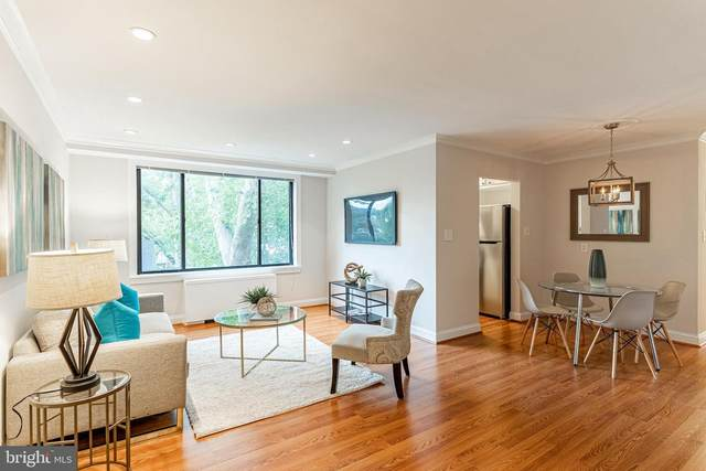 5112 Macarthur Boulevard NW #112, WASHINGTON, DC 20016 (#DCDC487308) :: Pearson Smith Realty