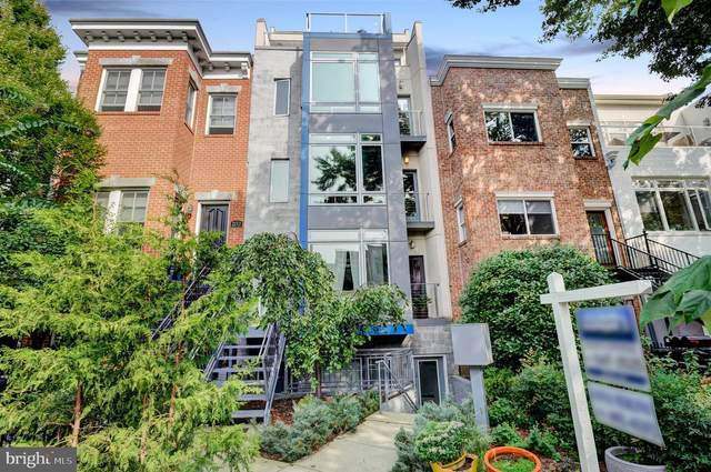 2121 11TH Street NW #3, WASHINGTON, DC 20001 (#DCDC487312) :: The Riffle Group of Keller Williams Select Realtors