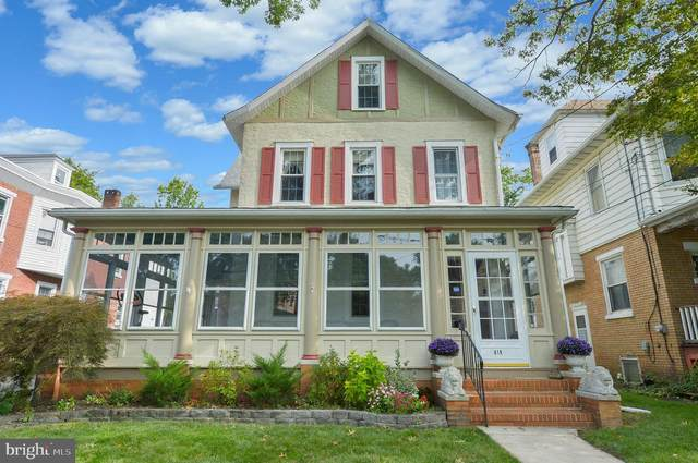 619 Stokes Avenue, COLLINGSWOOD, NJ 08108 (#NJCD402792) :: Larson Fine Properties