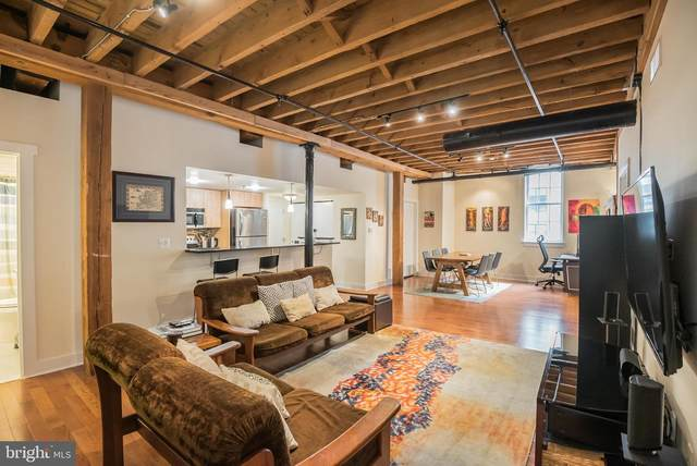 209 Cuthbert Street #204, PHILADELPHIA, PA 19106 (#PAPH935836) :: Lucido Agency of Keller Williams