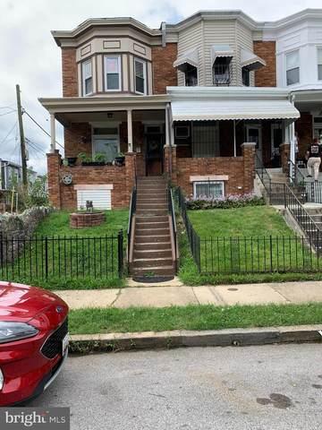 3702 Cottage Avenue, BALTIMORE, MD 21215 (#MDBA524546) :: Jennifer Mack Properties