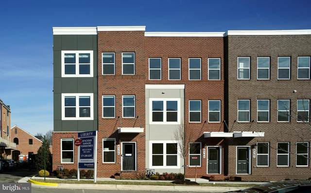 8366 Sallyport Street, LORTON, VA 22079 (#VAFX1155606) :: The Redux Group