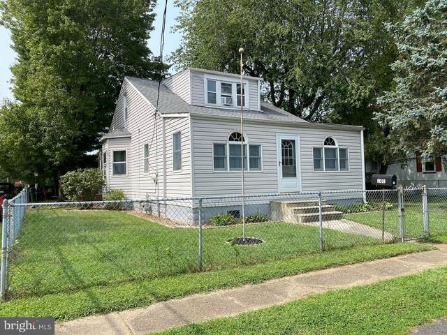 201 Belmont Avenue, CROYDON, PA 19021 (#PABU507096) :: Erik Hoferer & Associates