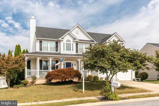 4 Monocacy Circle, TANEYTOWN, MD 21787 (#MDCR199714) :: Great Falls Great Homes