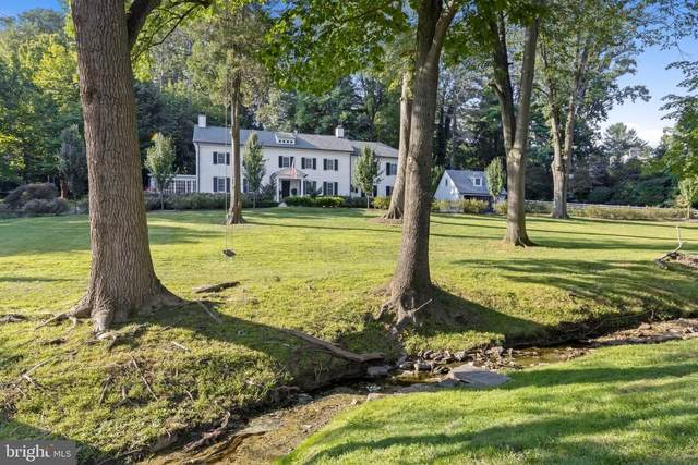 208 Ashwood Road, VILLANOVA, PA 19085 (#PADE527540) :: The Lux Living Group