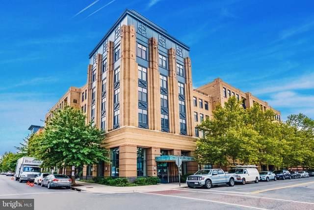 525 N Fayette Street #314, ALEXANDRIA, VA 22314 (#VAAX251074) :: Crossman & Co. Real Estate