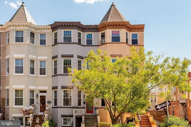 64 Bryant Street NW, WASHINGTON, DC 20001 (#DCDC487344) :: The Putnam Group
