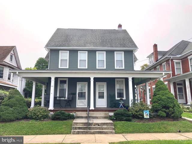 126-128 E Maple Street, PALMYRA, PA 17078 (#PALN115836) :: TeamPete Realty Services, Inc