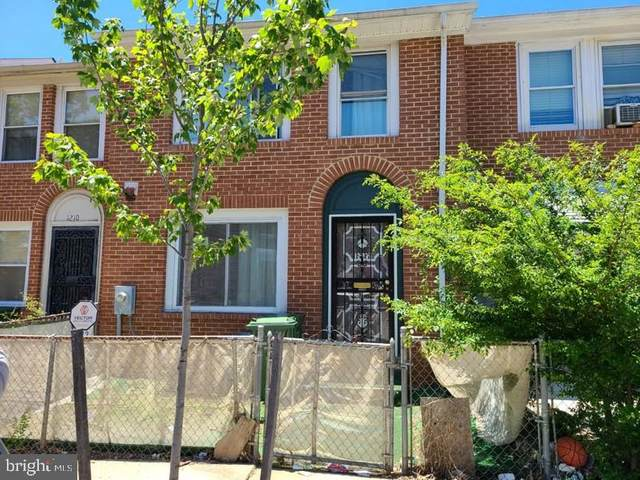 1212 Valley Street, BALTIMORE, MD 21202 (#MDBA524576) :: SP Home Team