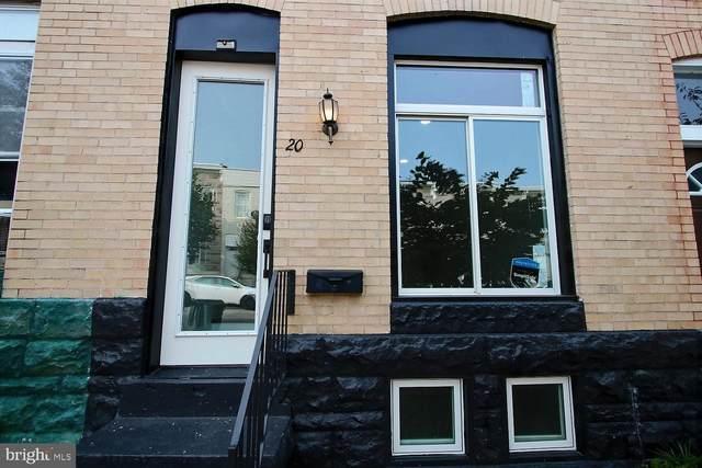 20 N Clinton Street, BALTIMORE, MD 21224 (#MDBA524580) :: The Dailey Group
