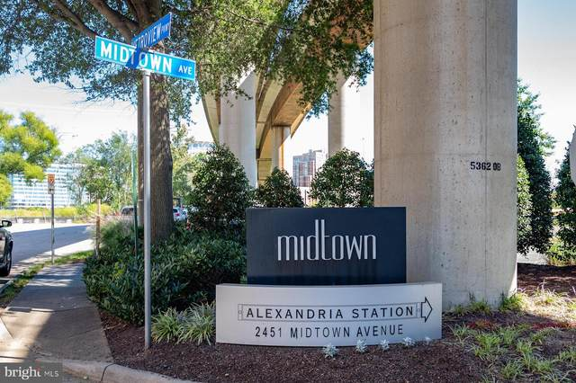 2451 Midtown Avenue #1309, ALEXANDRIA, VA 22303 (#VAFX1155644) :: The Riffle Group of Keller Williams Select Realtors