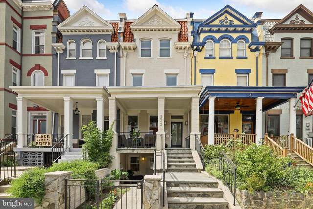 3542 13TH Street NW #1, WASHINGTON, DC 20010 (#DCDC487352) :: Ultimate Selling Team