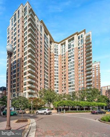 851 N Glebe Road #809, ARLINGTON, VA 22203 (#VAAR169712) :: Debbie Dogrul Associates - Long and Foster Real Estate