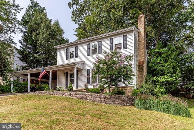 7703 Mulberry Bottom Lane, SPRINGFIELD, VA 22153 (#VAFX1155658) :: John Lesniewski | RE/MAX United Real Estate