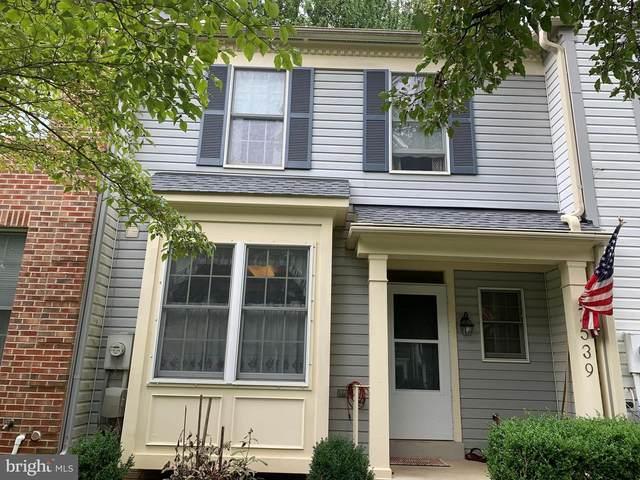 7539 Elioak Terrace, GAITHERSBURG, MD 20879 (#MDMC726010) :: Bob Lucido Team of Keller Williams Integrity