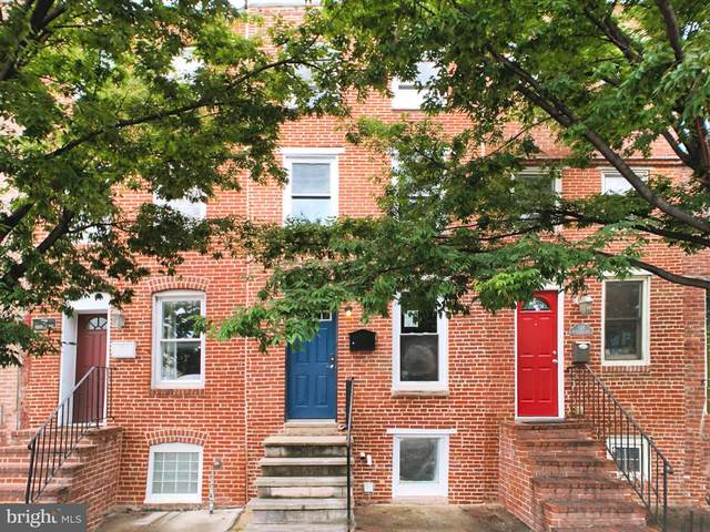 926 Washington Boulevard, BALTIMORE, MD 21230 (#MDBA524592) :: AJ Team Realty
