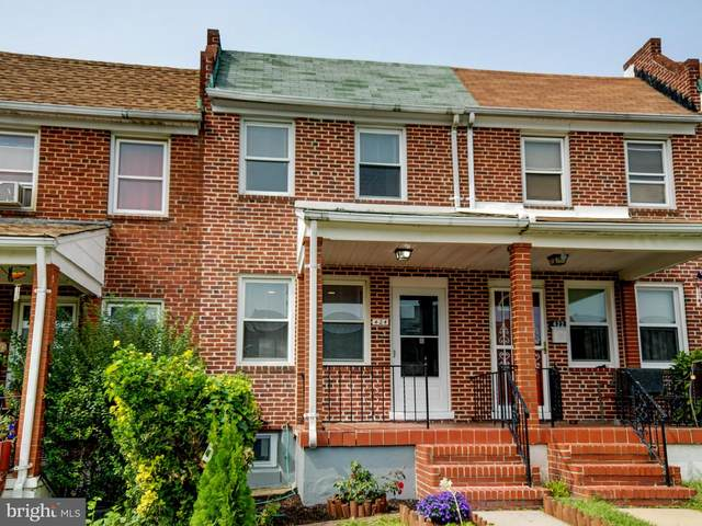 424 Imla Street, BALTIMORE, MD 21224 (#MDBA524598) :: Great Falls Great Homes
