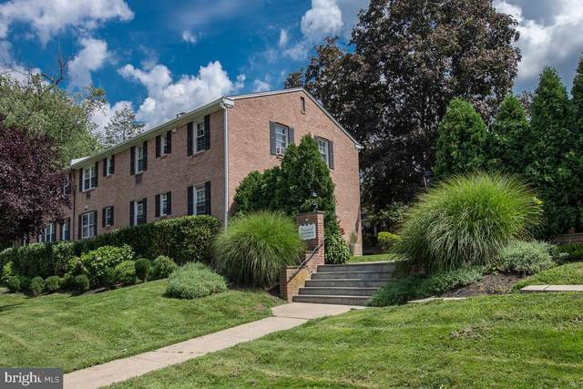 1334 Montgomery Avenue A3, NARBERTH, PA 19072 (#PAMC664042) :: The John Kriza Team