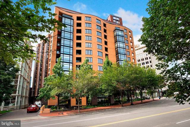 1010 Massachusetts Avenue NW #206, WASHINGTON, DC 20001 (#DCDC487382) :: Crossman & Co. Real Estate