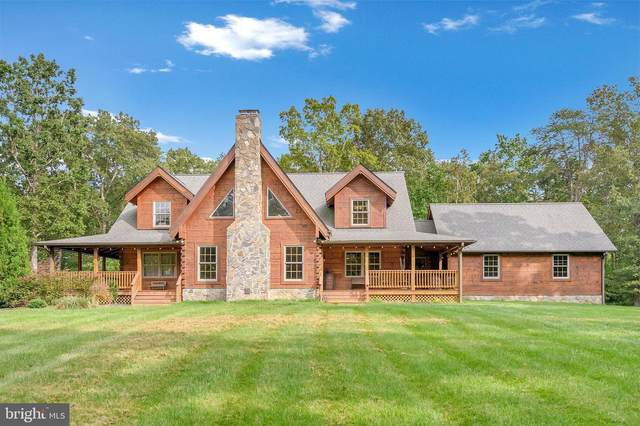 5915 Block House Road, PARTLOW, VA 22534 (#VASP225334) :: The Licata Group/Keller Williams Realty