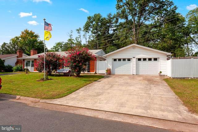 911 W Redwood Road, STERLING, VA 20164 (#VALO421548) :: Tom & Cindy and Associates