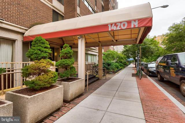 1420 N Street NW #914, WASHINGTON, DC 20005 (#DCDC487400) :: The Putnam Group