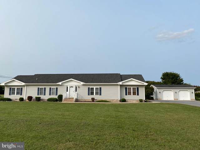 9604 Domenica Court, SEAFORD, DE 19973 (#DESU169340) :: Better Homes Realty Signature Properties