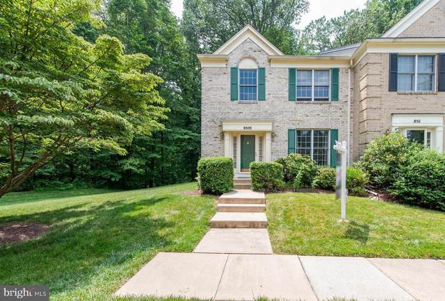 8509 Timber Pine Court, ELLICOTT CITY, MD 21043 (#MDHW285346) :: Bob Lucido Team of Keller Williams Integrity