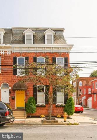 123 S Pine Street, YORK, PA 17403 (#PAYK145590) :: Century 21 Dale Realty Co