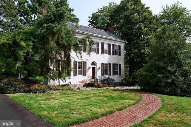 3 Pennington Lawrenceville Road, PENNINGTON, NJ 08534 (MLS #NJME301998) :: The Dekanski Home Selling Team