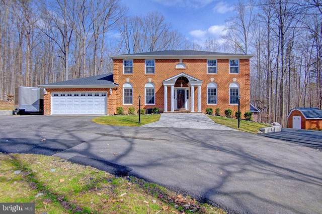 8001 Eddy Bend, FAIRFAX STATION, VA 22039 (#VAFX1155740) :: Debbie Dogrul Associates - Long and Foster Real Estate