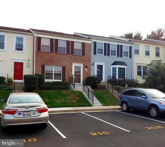 125 Sloop Court, GAITHERSBURG, MD 20877 (#MDMC726086) :: Jennifer Mack Properties