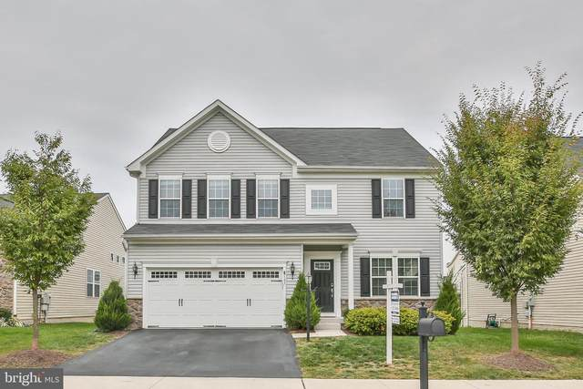 107 Pinwheel Court, STEPHENSON, VA 22656 (#VAFV159818) :: AJ Team Realty
