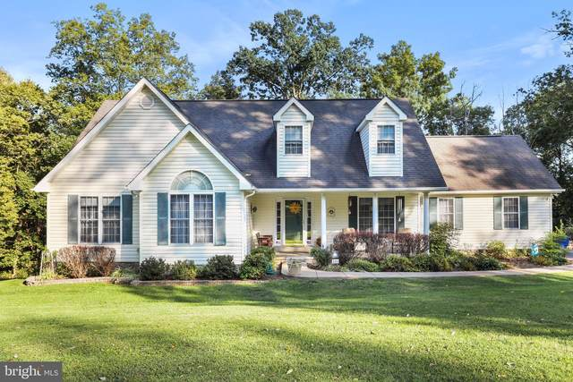 351 Amherst Drive, FRONT ROYAL, VA 22630 (#VAWR141516) :: Blackwell Real Estate